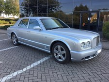 Bentley Arnage 6.8 T Saloon 4d 6750cc auto