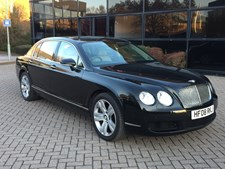 Bentley Continental 6.0 Flying Spur Saloon 4d 5998cc auto